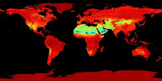 Global view of CAMEL emissivity.