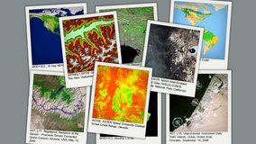 Observing Land from Space: Interacting with Geospatial Data from NASA's LP DAAC Hero